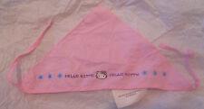 HELLO KITTY Kids Child Baby Pink Cap BANDANA *new*