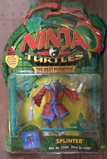Teenage Mutant Ninja Turtles Next Mutation Splinter Action Figure (Playmates)