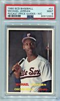 *MICHAEL JORDAN* 1990 SCD Baseball Pocket Price Guide Rookie RC PSA 9 RARE ~QTY~