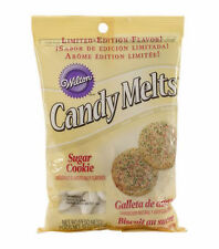 Sugar Cookie Candy Melts from Wilton 229 - NEW