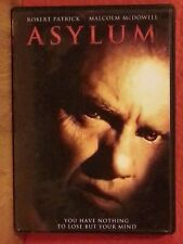 ASYLUM   DVD  Like New