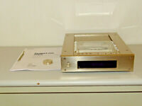 Sony CDP-X3000ES High-End CD-Player in Champagner inkl. BDA, 2 Jahre Garantie