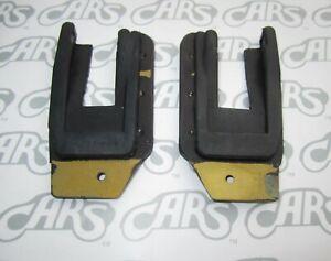 1962-1964 Buick Cadillac Chevrolet Olds Pontiac Lock Pillar Filler U Jamb Seals