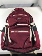 Swiss Gear The Breaker Backback Travel Bag Red White