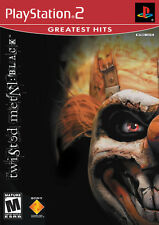 TWISTED METAL: BLACK - Brand New! Greatest Hits Sony PlayStation 2 ps2 FREE SHIP