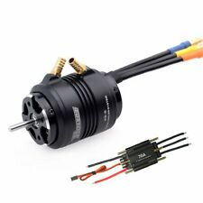 Us Stock Surpass Rocket 2948 5880Kv Motor+ Water Cooling Set+70A Esc for Rc Boat