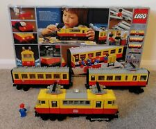 Vintage LEGO 7740 Inter City Passenger Railway Train Engine & Carriages - BOXED