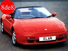 Lotus Elan m100 (1990) - Workshop Manual on CD