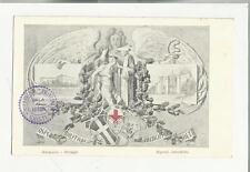 76710 cartolina antica  ospedale militare principale di chieti