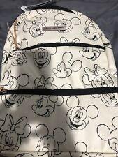 Disney Sketchbook Mickey & Minnie Petunia Pickle Bottom Axis Backpack