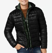 Tommy Hilfiger Hooded Packable Jacket - XL
