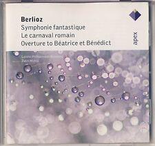 Berlioz - Mehta, London PO: Symphonie Fantastique; Le Carnaval Romain Like New