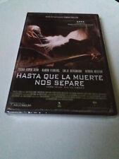 """DVD """"HASTA QUE LA MUERTE NOS SEPARE"""" PRECINTADO SEALED VARG VEUM GUNNAR STAALESE"""