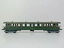 2.Klasse-Personenwagen Typ Bi der BLS,Schweiz, Epoche IV, METROPOLITAN HO, CE