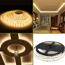 12V Warm White 3528 SMD 300 LED Strip Lights For Garden/ Home/ Kitchen/ Car/ Bar