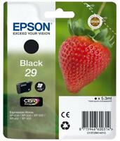 Ink Cartridge T2981 Black Epson - C13T29814010