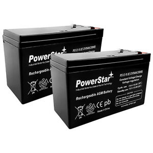 12V 9AH UPGRADED FROM 7Ah Battery Replacement for Razor Pocket Sport Mod MX350