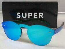 SALE Retrosuperfuture Tuttolente Paloma Azure Sunglasses SUPER 9CB 48mm NIB