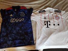 Bayern Munich et AJAX AWAY Football Shirts