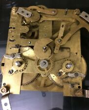 ANTIQUE CLOCK MOVEMENT FOR SPARES AND REPAIRS