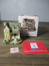 Liberty Falls 1995 Wilson Ranch House Ah91 Americana Collection
