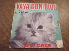 45 tours the cats vaya con dios