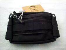 Yaekoo Tactical Military, Camping Trekking Bag, Black