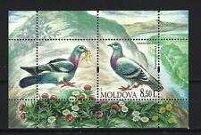 Moldavie 2010 Oiseaux Yvert bloc n° 52 neuf ** 1er choix