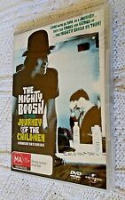 THE MIGHTY BOOSH ON TOUR- JOURNEY OF THE CHILDMEN – DVD, R-2+4, NEW, FREE POST