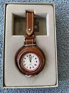 Swiss Army Brand Pocket Watch