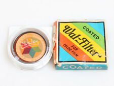 CONTAX SONNAR F/2, F/1.5 #107 85C FILTER W/ CASE/BOX