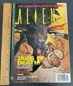 SEPT 1993 ALIENS MONTHLY MAGAZINE VOLUME 2 #15 DARK HORSE INTERNATIONAL 61821