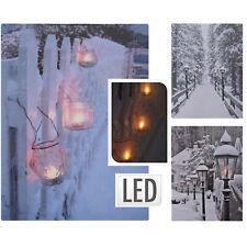 LED Wandbild beleuchtetes Bild Leuchtbild Leinwandbild Leinwandfoto KM 303710