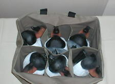 2 ~ 6 Pocket Duck Over Size ,Super Magnum, Lesser Goose Custom Decoy Bags NEW