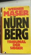 Nurnberg: Tribunal d. Sieger (German Edition) (German) Hardcover – 1977 by Werne