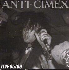 Anti Cimex – Live 85/86 LP Vinyl (2015) Hardcore Punk