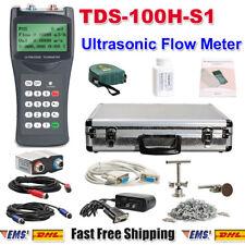 TDS-100H-S1 Handheld Ultrasonic Flow Meter Clamp on Sensor (DN15-100mm)
