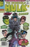 Incredible Hulk #-1 (1997) Marvel Comics Flashback Minus One