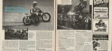 1984 Ricky Graham - View From The Winner's Gunsight - 2-Page Vintage Article
