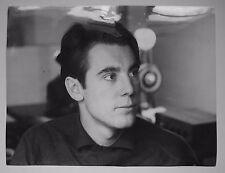 Jean Daniel Pollet, photo Philippe Doumic des années 1950s pour Unifrance film