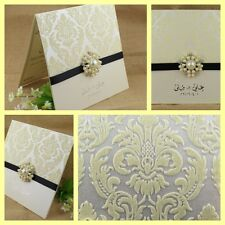 PRICE REDUCED!!!!  Muslim Islamic Wedding Cards Invitations | 50 PACK