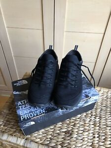 North face women's black trainers