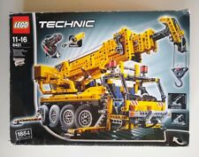 LEGO Technic 8421 Mobile Crane with Motor and Pneumatics, boxed, RARE