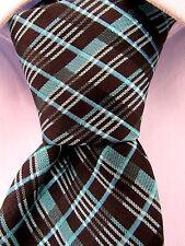 Men's Michael Kors Micro Fiber Skinny Tie Hand Made A22969