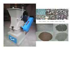 High Quality Automatic 220V Hammer Mill Crusher with 1.5KW Motor 200x70 Crusher