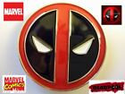 Deadpool Belt Buckle Full metal HQ NEW cosplay or just wear :) US Seller Awesome