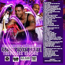 """DJ Greg Nasty -Old School R&B """"Party over here"""" mixtape"""