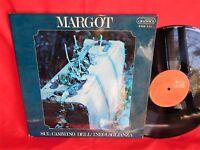 MARGOT sul cammino dell'ineguaglianza LP ITALY 1975 MINT- Prog Jazz