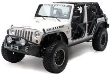 Smittybilt 76837 Jeep Wrangler XRC Fender Flares - JK - Fender Flares