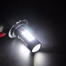 H7 Samsung LED 42 SMD Super White 6000K Headlight Xenon Light Bulb #Lb1 Low Beam